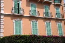 peinture façade et volets villa