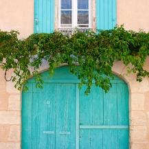 rénovation peinture porte garage et volets