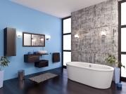 travaux de peinture intérieur salle de bain