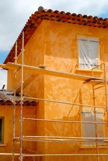 ravalement peinture façades maison